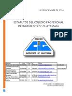 Estatutos Del CIG (1)