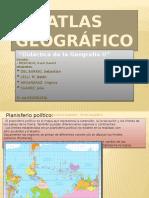 Atlas Geográfico. Didáctica de la Geografía