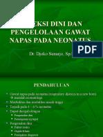 sindrom gangguan pernafasan