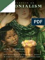 Aime Cesaire Discourse on Colonialism 1