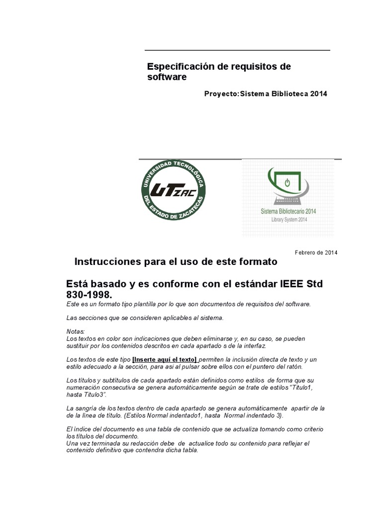 especificacinderequisitosdesoftware-140410153054-phpapp02