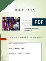 10. Externalidades Introduccion 1