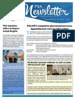1st PSA Newsletter_2016q1