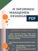 Sistem Informasi Keuangan