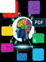 infografia psicología del pensamiento