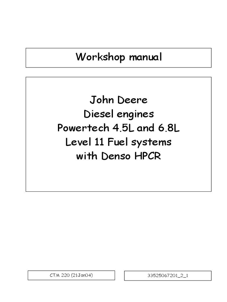 190111819-John-Deere-Workshop-Manual pdf   Internal