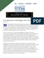 Blitz - Understanding Heidegger on Technology. The New Atlantis, esp..pdf