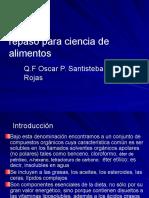 05 Lipidos Quimica PREVIO