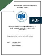 Chuong 15_Basel I II Va Solvency II
