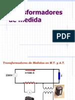 Transformadores de Medida CLASE 10