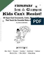 Grammar Puzzles & Games Kids Can't Resist!.pdf