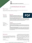 Monitorizacion Individual Del Control Glucémico