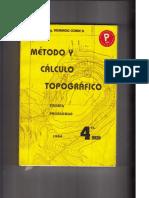 METODO Y CALCULO TOPOGRAFICO- Ing Domingo Conde-4ta Edicion(Autosaved).pdf