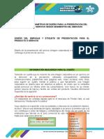 Diseño Del Empaque y Etiqueta de Presentación2