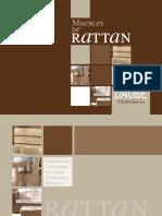 Catalogo Ratan DAUBE