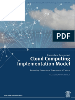 Cloud Computing Implementation Model Highres
