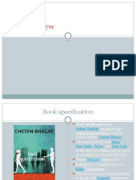 Book Review(Half Girlfriend)