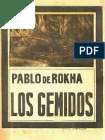 Pablo de Rokha -  Los Gemidos