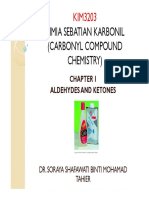 NOTE - Aldehyde and Ketone