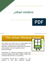 J.O.H.R.I. window
