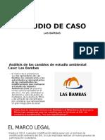 Caso Las Bambas