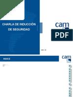 Charla de Induccion Cam Peru