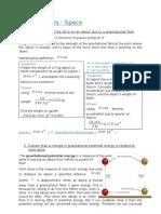 Physics Notes