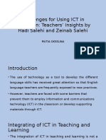 Review Article ICT