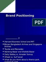 BM 14 (Brand Positioning)
