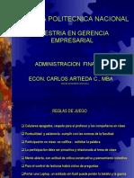 Administracion Financiera Epn Clases 1