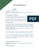 Ficha Descriptiva Moliere