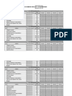 Calendarización Exámenes 2015-02