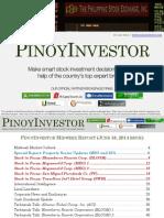 PinoyInvestor Midweek Report 18 June 2014 Amzngrep