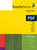 English (American) Level 4 - Course Content
