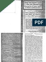 Liebenfels Joerg Lanz Von - Ostara Nr. 66 - Nackt- Und Rassenkultur Im Kampfe Gegen Mucker- Und Tschandalakultur (1913, 11 Doppels., Scan, Fraktur)