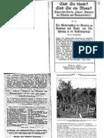 Liebenfels Joerg Lanz Von - Ostara Nr. 68 - Der Wiederaufstieg Der Blonden Zu Reichtum Und Macht (1913, 10 Doppels., Scan, Fraktur)