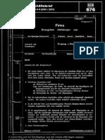 Letterhead / Geschäftsbrief - Instructional diagram