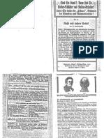 Liebenfels Joerg Lanz Von - Ostara Nr. 72 - Rasse Und Aeussere Politik (1913, 11 Doppels., Scan, Fraktur)