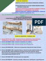 Cementos.leccion4.TiposCementos.presentacion.2011 2012