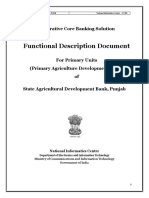 CCBS Punjab Functional Description Document for PADB22