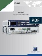 User Manual Pulse2