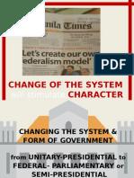 Federalism_atty. Raul Lambino