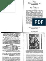 Liebenfels, Joerg Lanz Von - Ostara Nr. 86 - Rasse Und Malerei (1916, 11 Doppels., Scan, Fraktur)