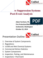 Adam Farnham - Kitchen Suppression Systems