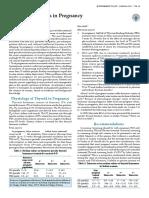 Thyroid Disorders in Pregnancy