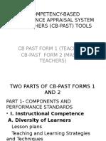 Cb Past Tools Intro