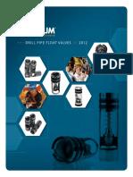 Drill Pipe Float Valve Catalog.pdf