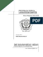 Program Kerja Lab Komputer 2015