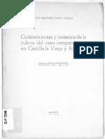 Ceramica Insisa Castilla Vieja y Asturia