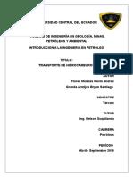 Transporte-Hidrocarburos